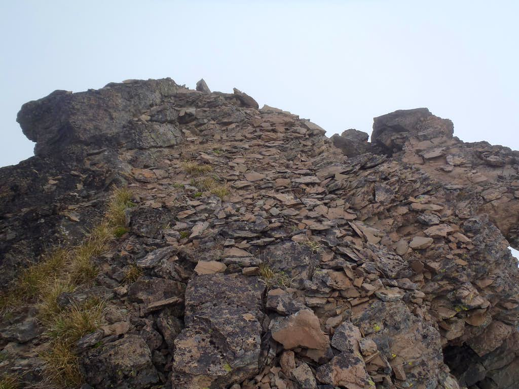 Summit Of Big Horn