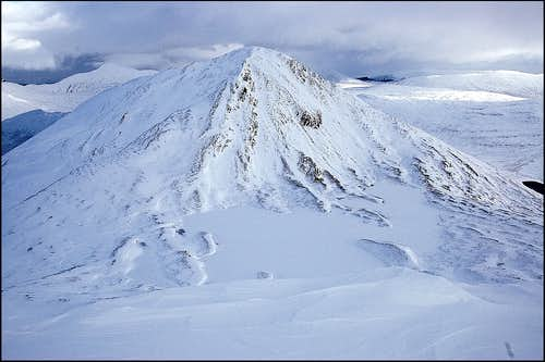 Mamore range - the most eastern Mamore