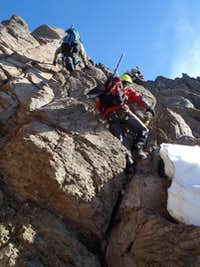 Big Horn Scrambling