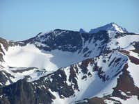 Kuna Peak in the middle....