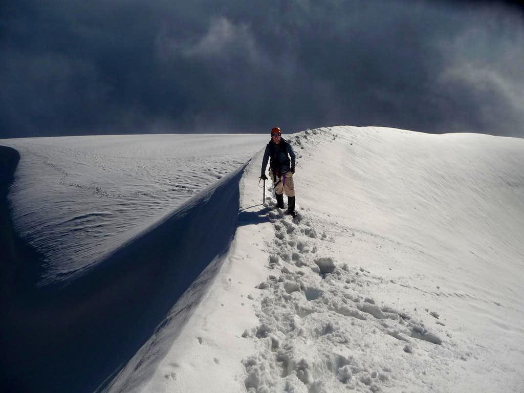 In the Dark Shadows of Mount Logan