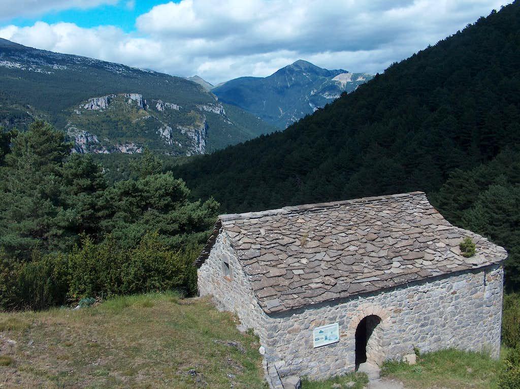 The ermitage of Los Santos Juan y Pablo