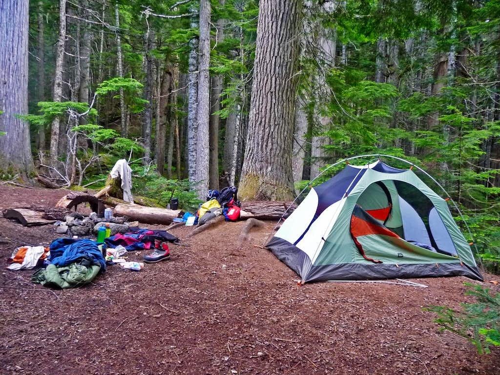 Skagit Queen Camp