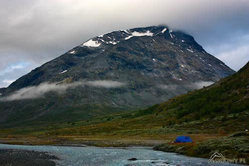 Styggehøe(2213)