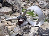 Twisted propeller