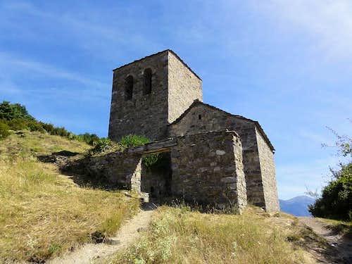 Ermitage of Virgin of Fajanillas (XIIth century)