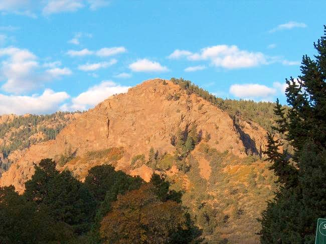 Mount Cutler