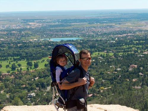 Hiking and Climbing with Children