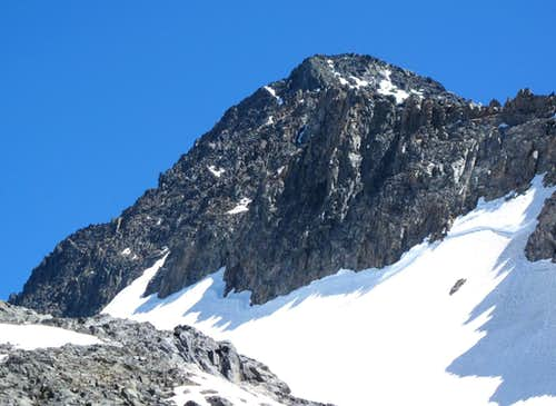 North Face of Ritter (July 27, 2011)