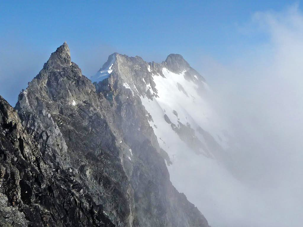 Mount Logan's South Side