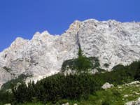 Krnica valley route