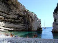beach Stiniva 2