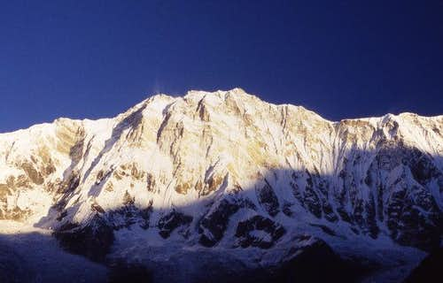 Annapurna I South Face from...
