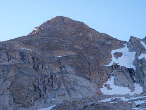 NW Face of West Peak
