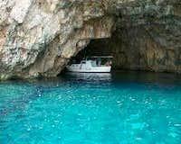 Green cave on Ravnik 2