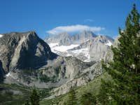 Middle Palisade Glacier