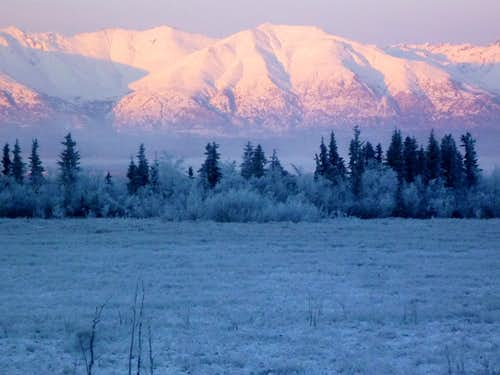 From Knik River