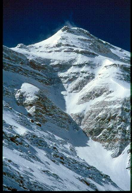 Summit of Everest including...