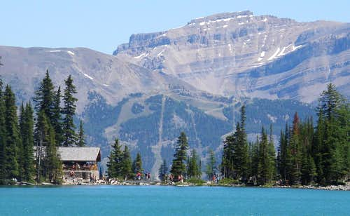 Lake Agnes Tea House- Banff