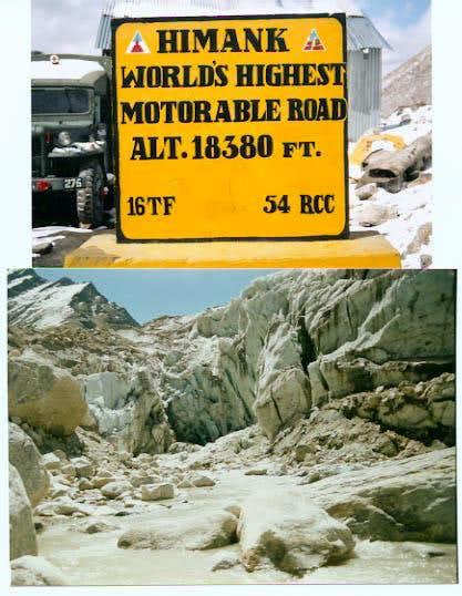 Khardungla (Now 2nd highest...