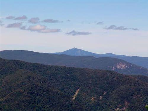View of Whiteface from Dial....