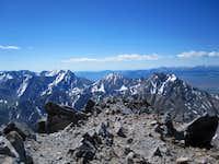 Mount Borah 07/21/2011