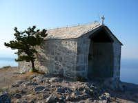 the chapel of Sveti Nikola(Saint Nicholas)