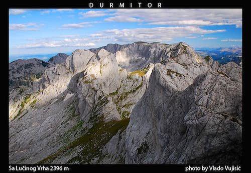 Lučin Vrh summit view