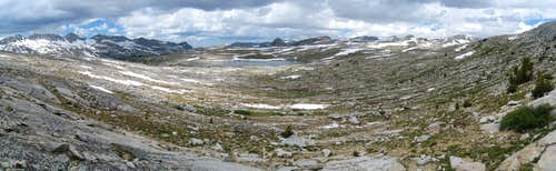 Humphreys Basin Panorama