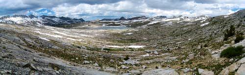Humphreys Basin Panorama