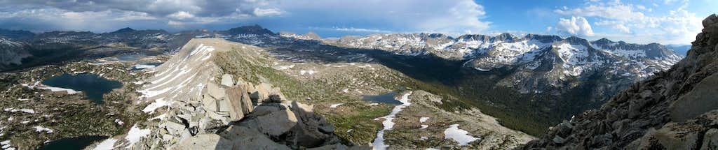 Panorama from Pilot Knob