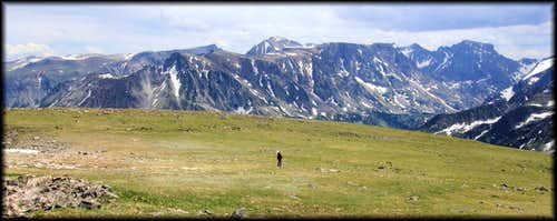 Beartooth Mountains 2011