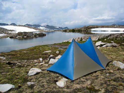 Cony Lake Camp