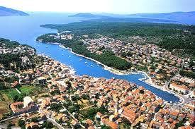 Stari grad (Old town) on the island of Hvar
