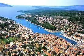 Stari grad (Old town) on the island of Hvar