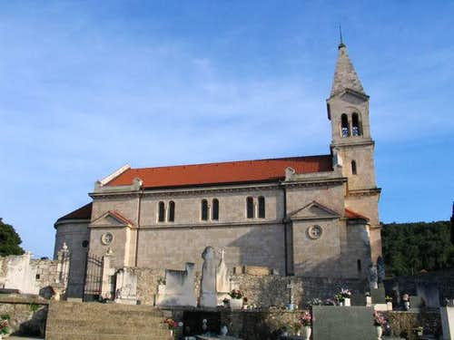 church of Sveti Mihael Arhanđel in Dol
