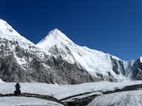 Khan Tengri from South