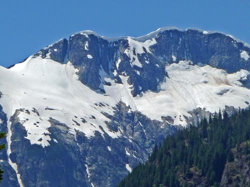 Cornices on the Ridge