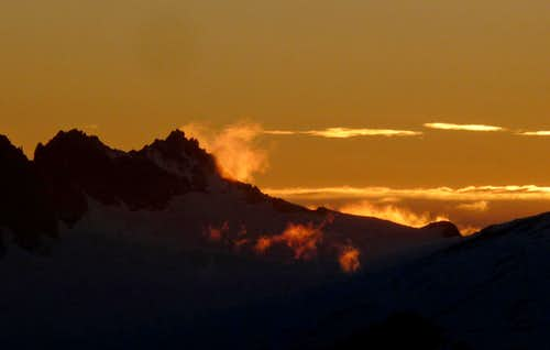 Fire Across the Mountain
