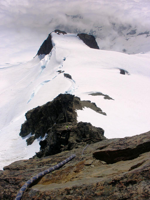 Mount Shuksan via the Sulfide Glacier and SE Rib
