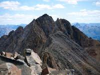 Mount Wilson, from El Diente