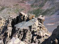 Glacier Scour on El Diente