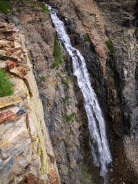 Waterfall on Kilpacker Creek