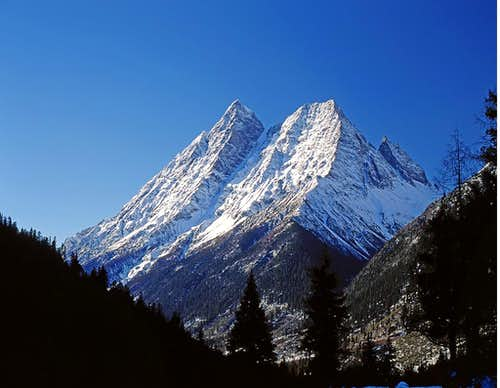 Mount Steeple (Jianzishan,...