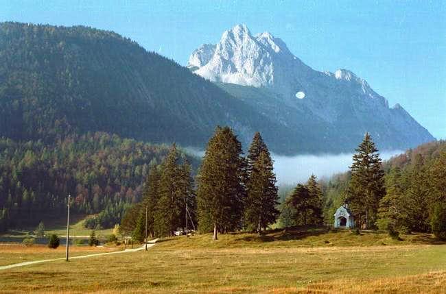 Obere Wettersteinspitze (2297...