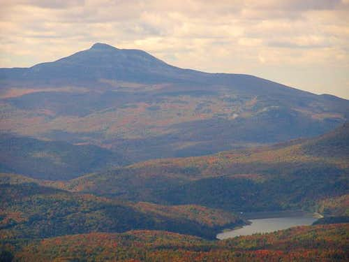 Camel s Hump as seen from the...