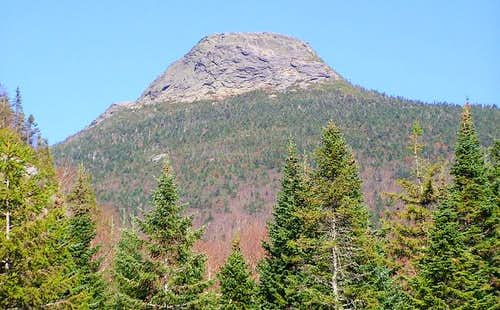 Camel s hump from the south.