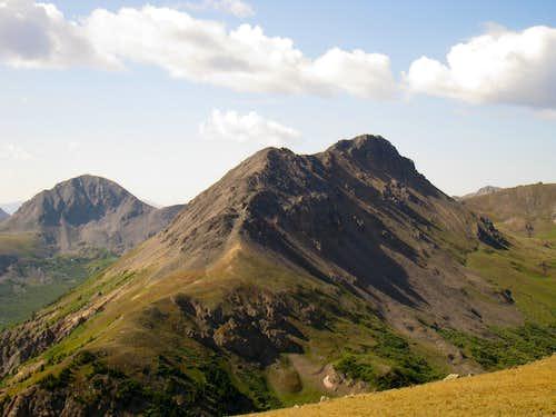 Middle Mountain A