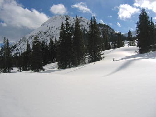 Middle Mountain in March