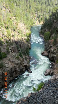 Animas River Canyon